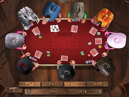 Become the Governor Of Poker and take over Texas