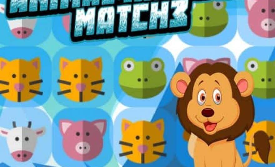 Animal Kingdom Match 3 Mostfungames Com