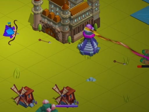 A archer game