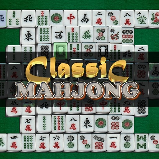 A mahjong game