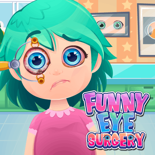 A eye game
