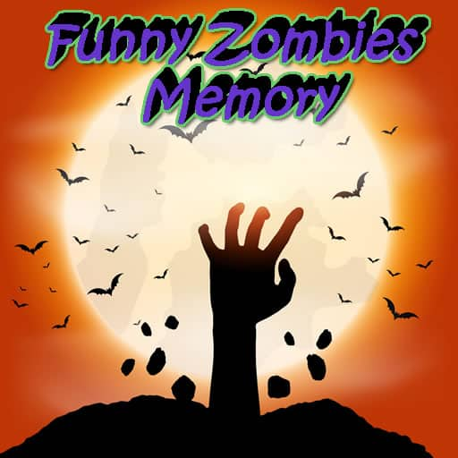 Funny Zombies Memory Mostfungames Com