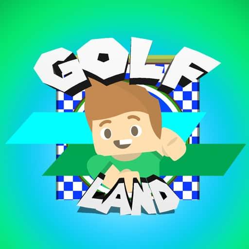 A golf game