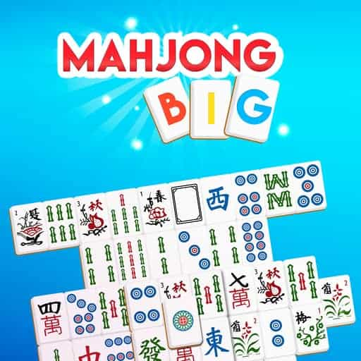 A mahjongg game
