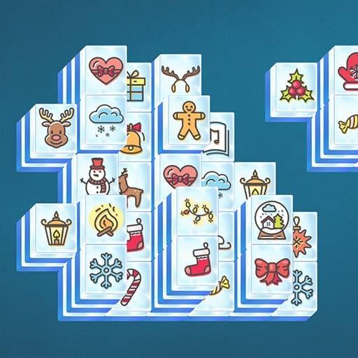 Mahjong Weihnachten