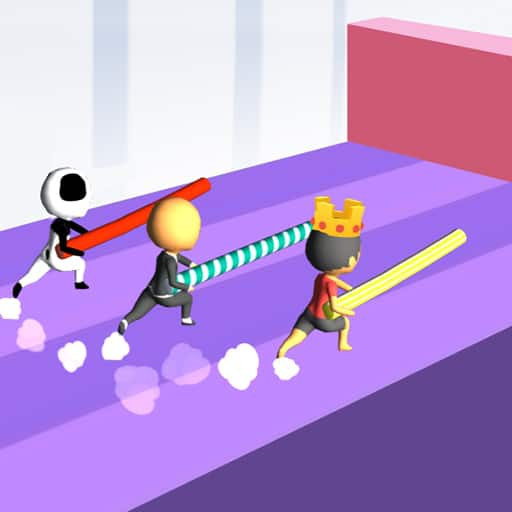 A arcade game