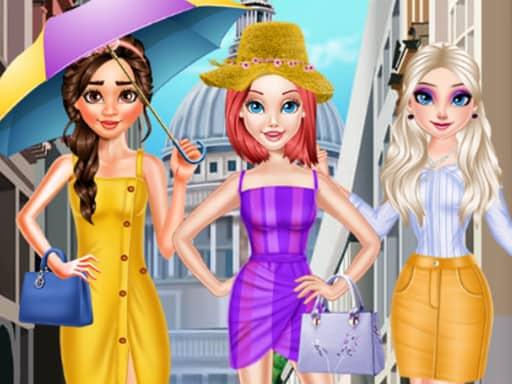 A dressup game