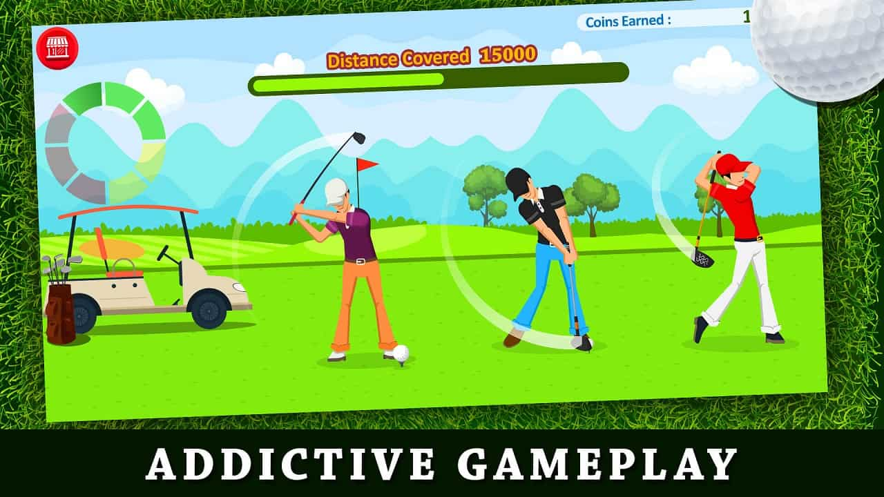 A addictive game