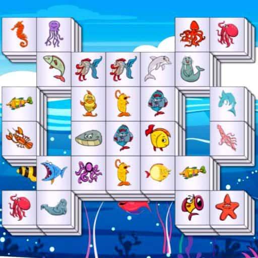 Sea Life Mahjong Mostfungames Com