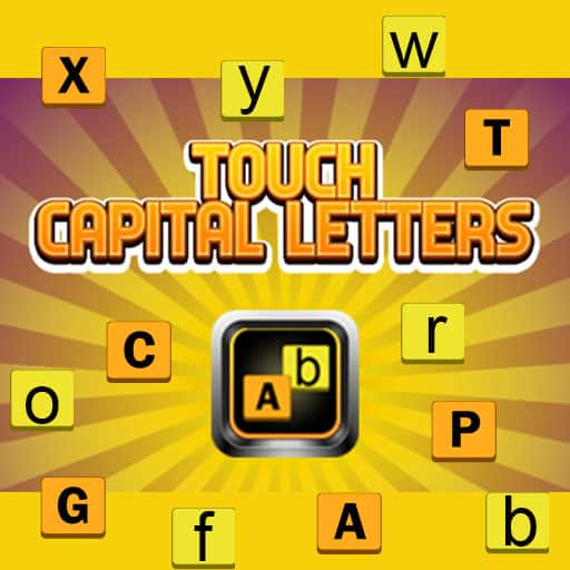 Touch Capital Letters Mostfungames Com