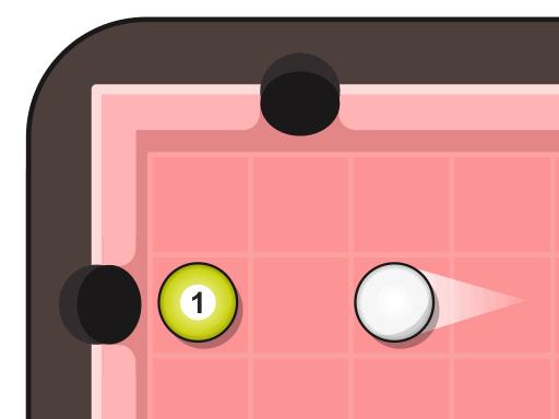 A billiard game