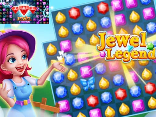 A bejeweled game