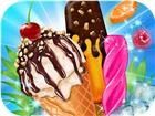 Ice Cream Maker a land of sweets game