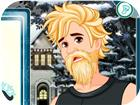 Icy Beard Makeover a Girls haircut Game