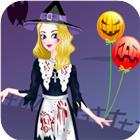 Perfect Halloween Girl a cute magic world game